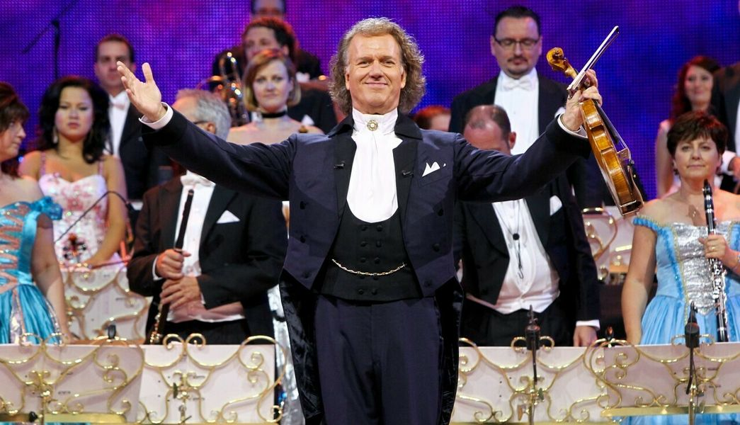 André Rieu live in Maastricht